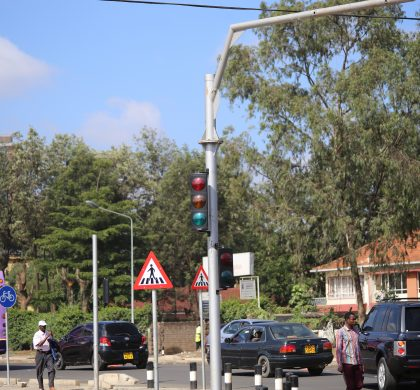 Ngong Rd, Kileleshwa by-pass first to test intelligent traffic system from 2018